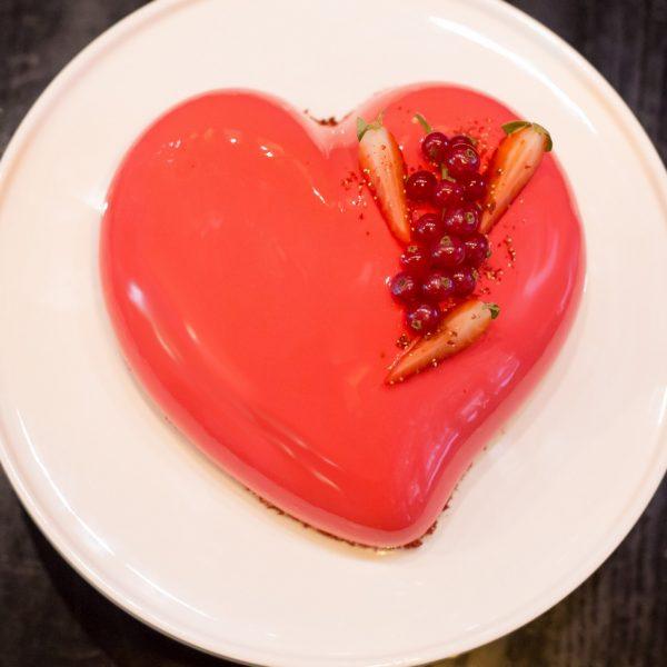 Торт на 14 февраля ко дню всех влюбленных