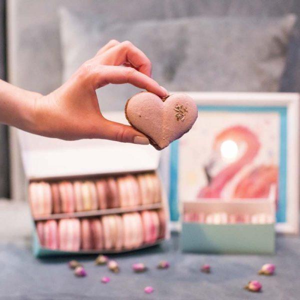 Набор подарочный к 14 февраля сердце