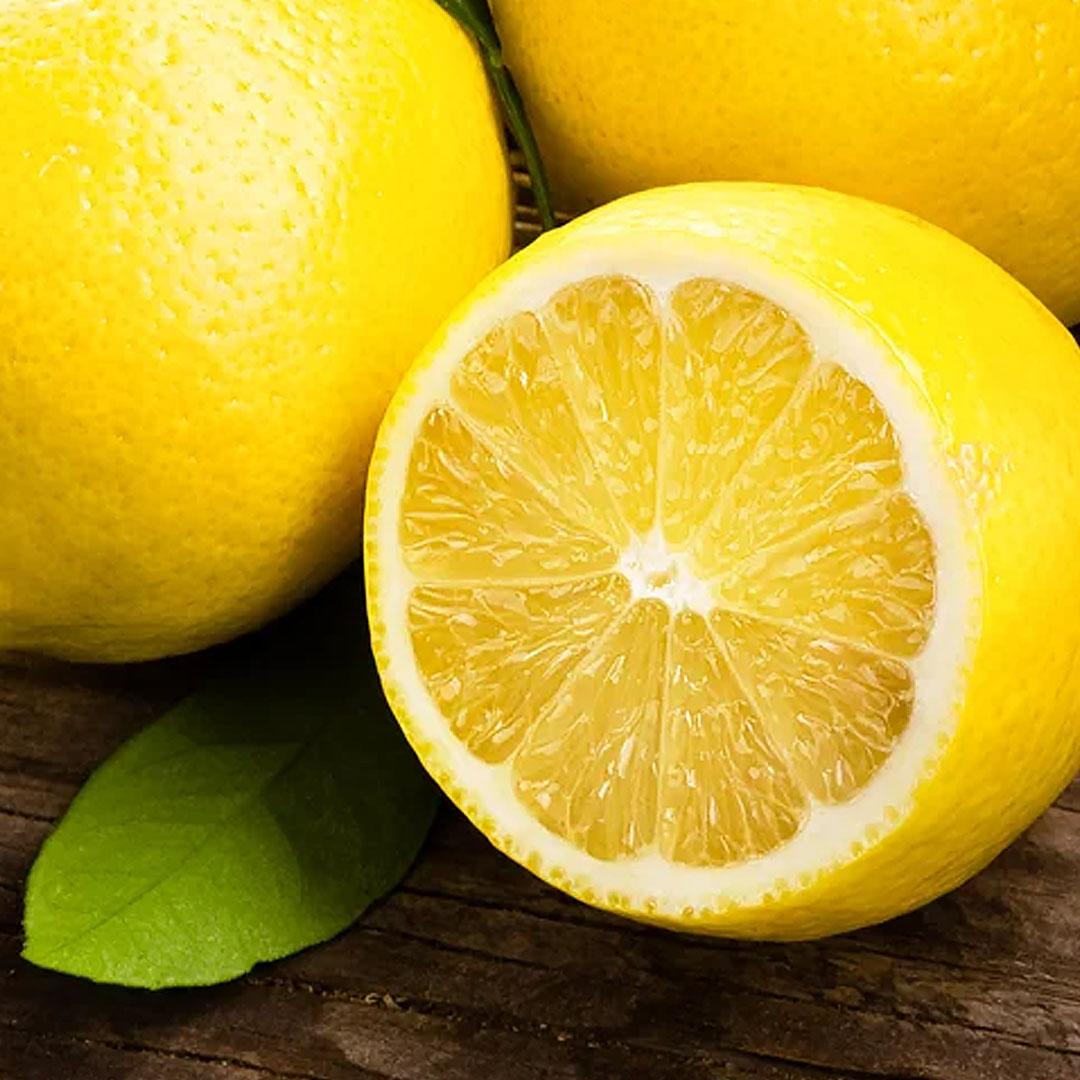 пирожное макаронс лимонный