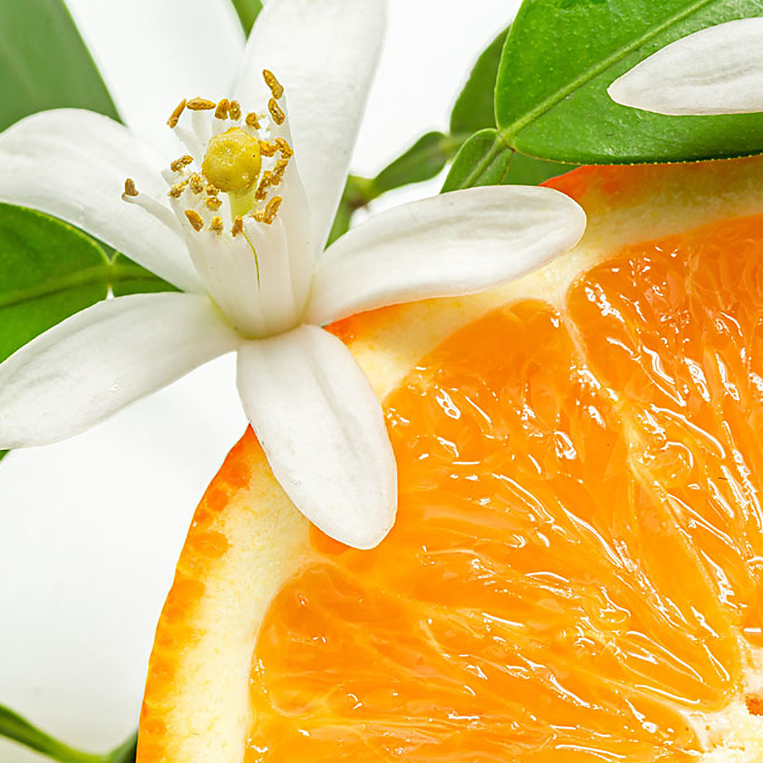 макаронс со вкусом цветущего апельсина