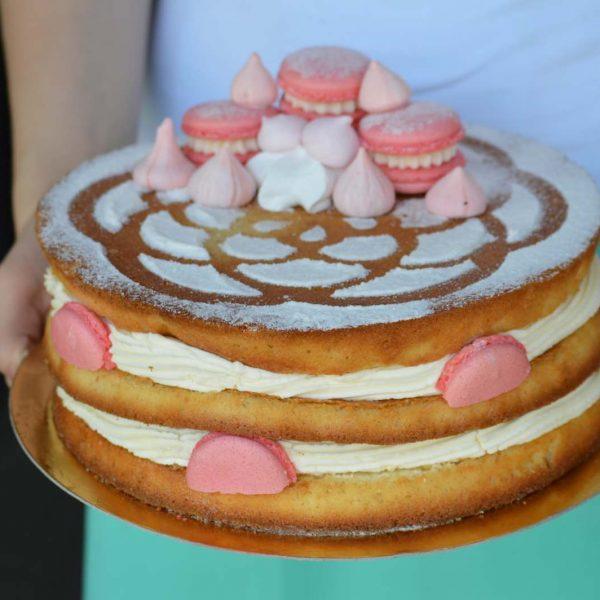 Торт Королева Виктория на Заказ